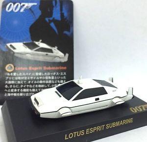 kyosho 007 | JAPAN-KYOSHO-JAMES-BOND-007-LOTUS-ESPRIT-SUBMARINE-1-64-VINTAGE ...