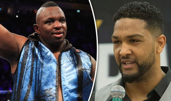 Dillian Whyte set for Dominic Breazeale heavyweight clash on Anthony Joshua undercard