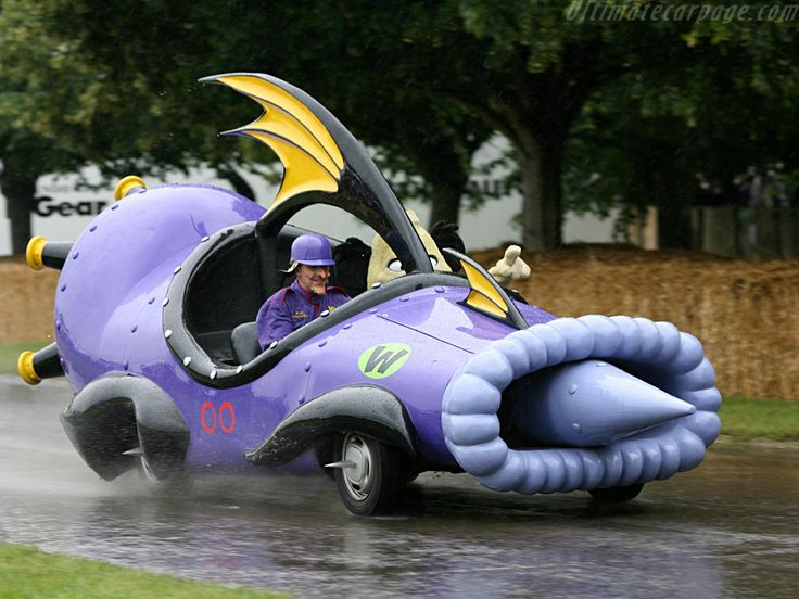 18 Best Images About Wacky Races On Pinterest Hanna