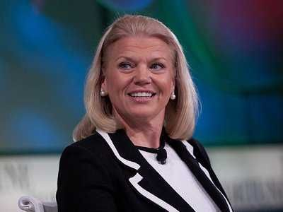 Ginny Rometty - Her #Leadership Philosophy