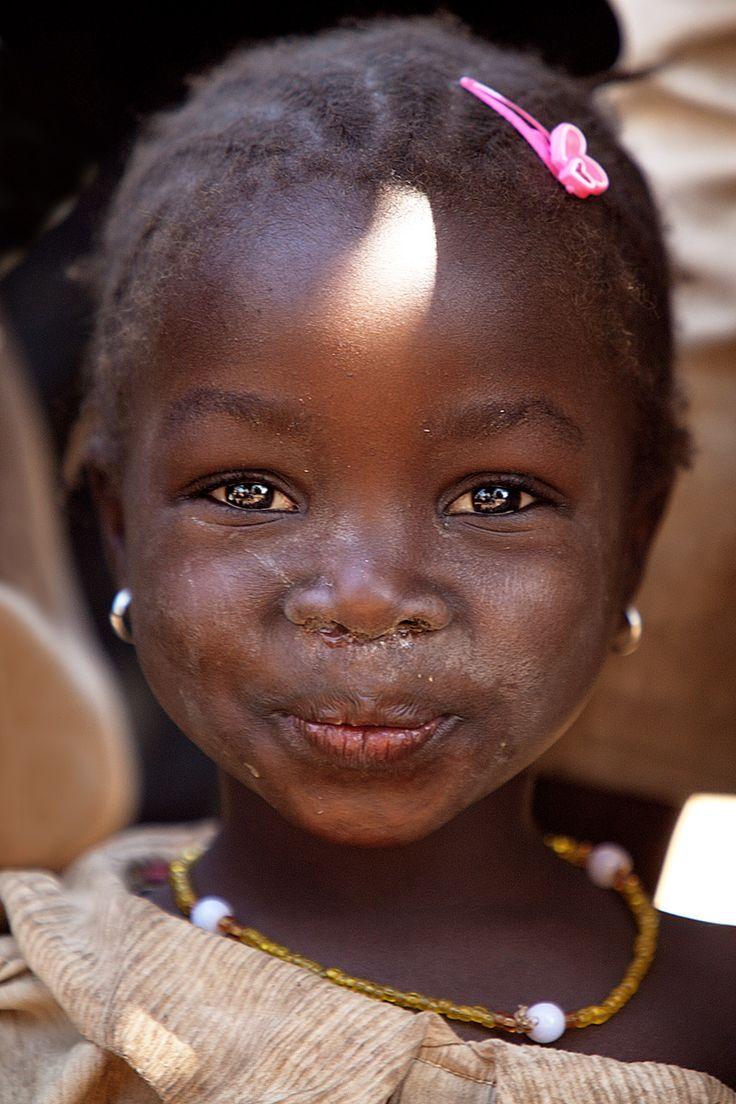 Guinea: Fouta Djallon area, massive Tamguè, Peul …