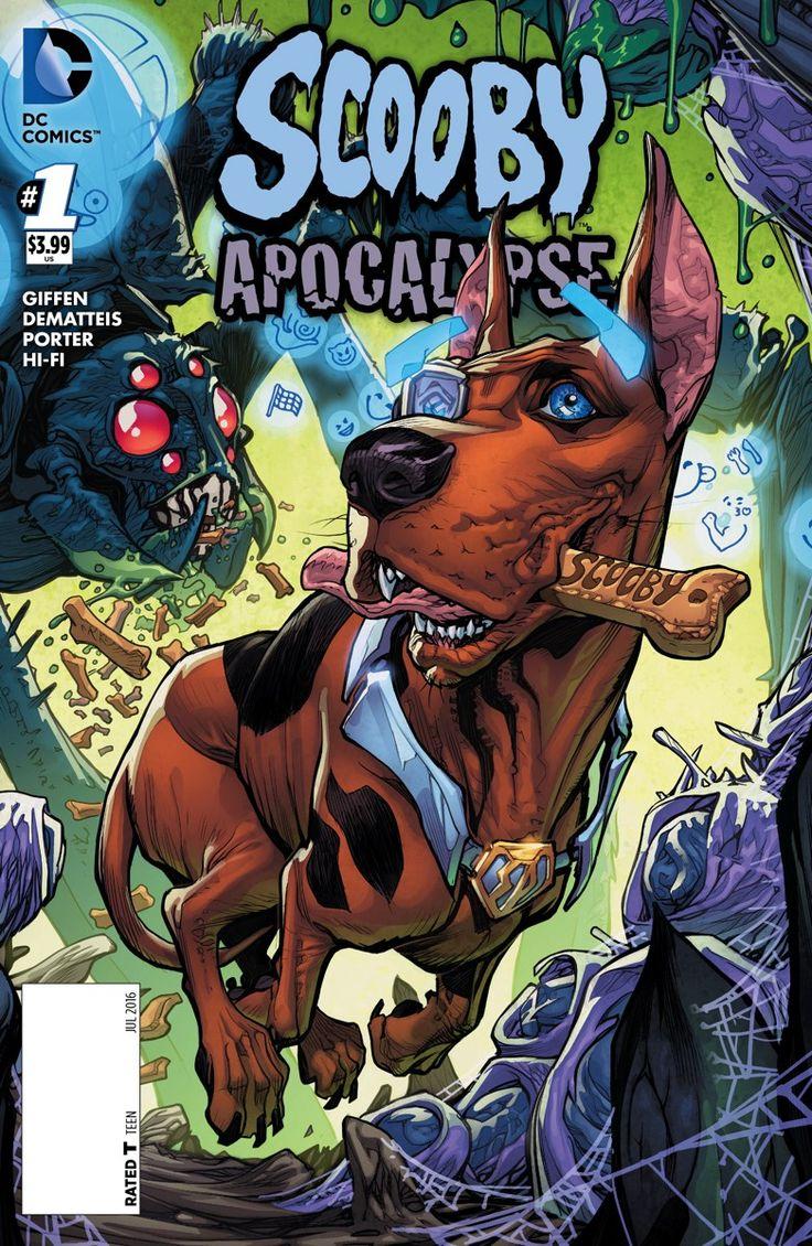 DC Entertainment vai lançaruma nova linha de revistas em quadrinhos para os clássicos desenhos da Hanna-Barbera. Relembre os títulos...