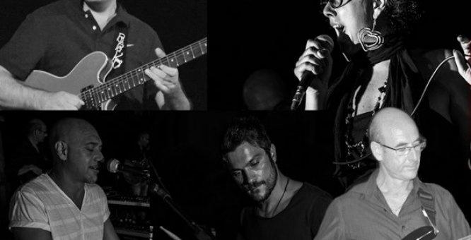 Cover Blues Band live al Lab Creation di Mesagne