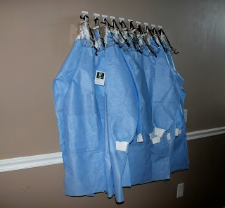 Make your own lab coat