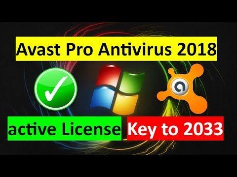 licencia para avast free 2018