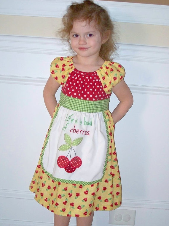10  images about Pretty Little Girls Dresses &amp things on Pinterest ...
