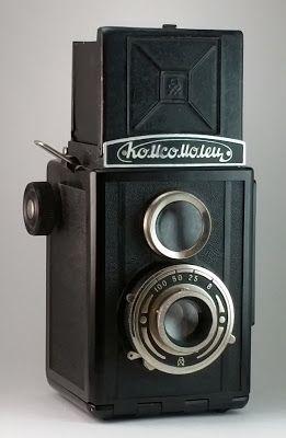 As Minhas Câmaras: Komsomolets (1946-1951)