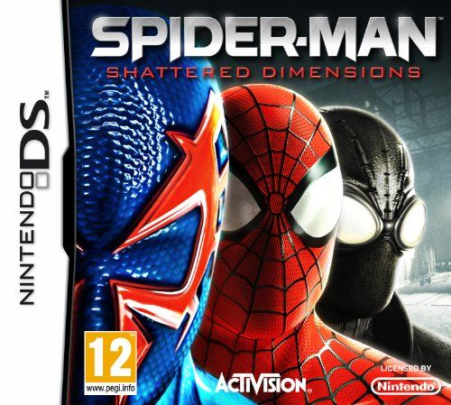 Spider-Man: Shattered Dimensions - Nintendo DS @ niftywarehouse.com #NiftyWarehouse #Spiderman #Marvel #ComicBooks #TheAvengers #Avengers #Comics
