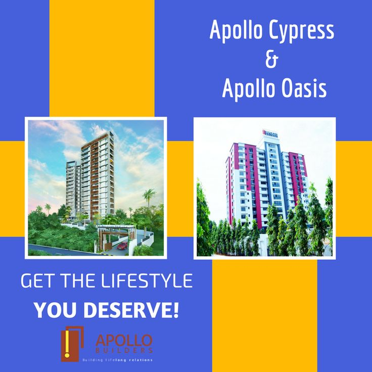 Step into comfort in a beautiful locality and live in harmony and complete peace in a plum location with Apollo Builders.  #Apollo_Cypress...#Apollo_Oasis #Flats_in_Malappuram...#Apartments_in_calicut #zero_GST_for_completed_projects Visit : https://goo.gl/1bv1Wj
