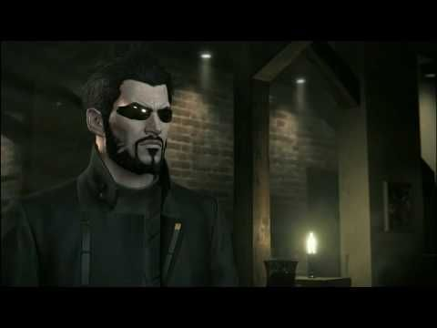 Deus Ex Mankind Divided Ep. 19: Point Of View Troubles