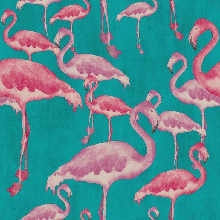 A Shade Wilder, Flamingo Beach 300088 by Arthouse