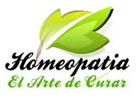 la homeopatía = de homeopathie
