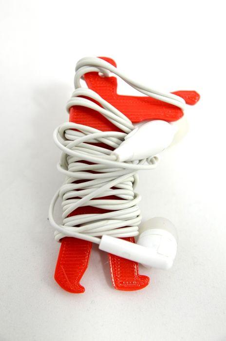 ZAWIJAK NA SŁUCHAWKI ZOMBIE - drukowanie 3D http://3dpoint.pl/?product=zawijak-na-sluchawki-zombie