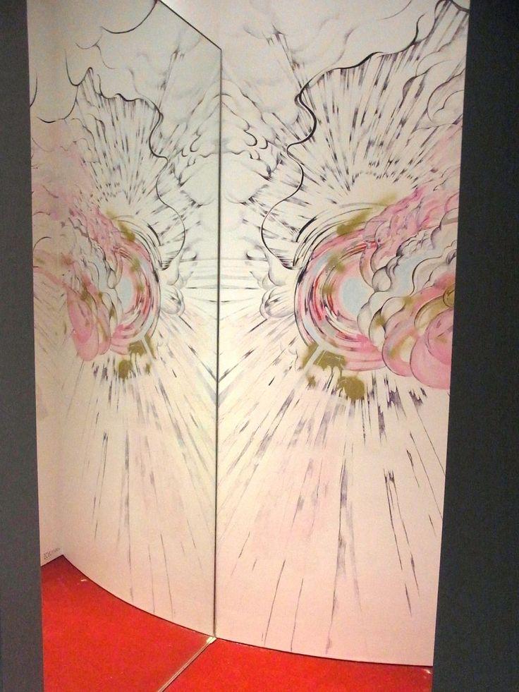 KYOTARO 大阪プーマストア・一階のフィッティングルーム Osaka puma store at The fitting room of the first floor. http://kyotaro.jugem.jp/?eid=1014