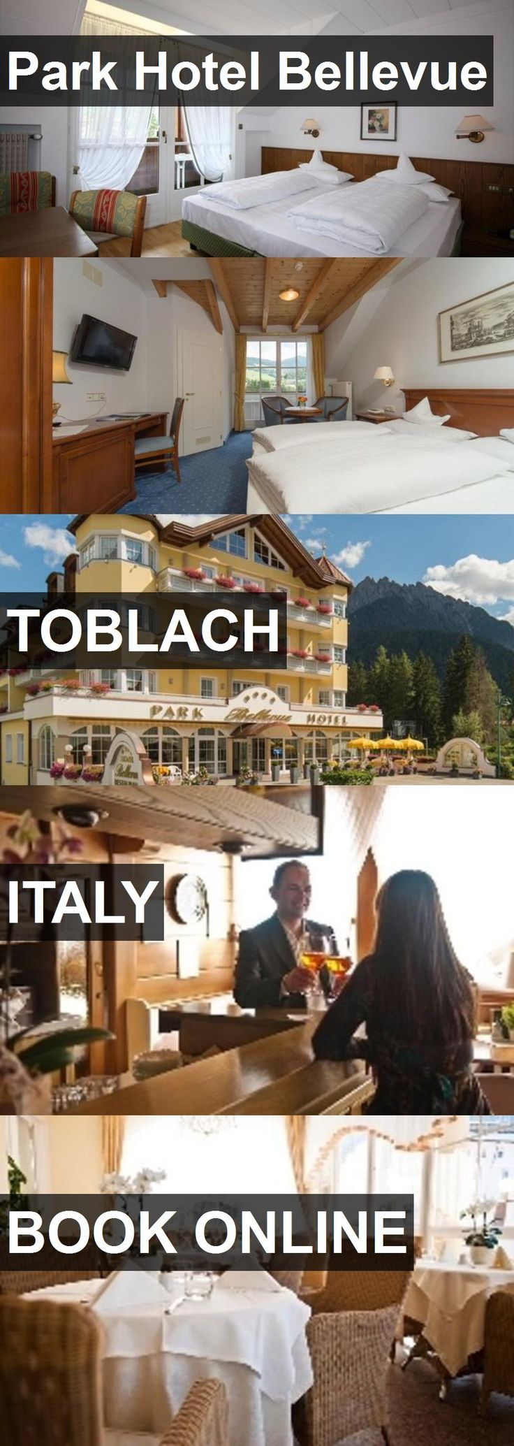 Park Hotel Bellevue in Toblach, Italy. For more information, photos, reviews and best prices please follow the link. #Italy #Toblach #travel #vacation #hotel