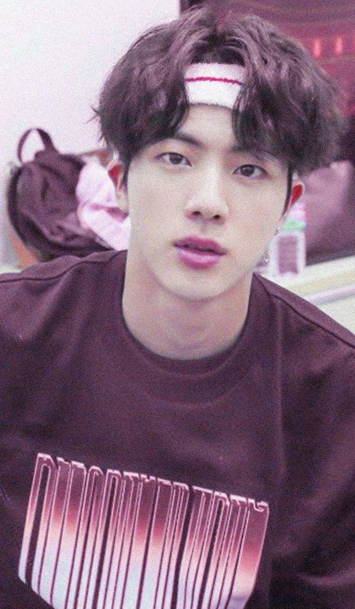 I Miss His Headbands Bts Jin Seokjin Worldwide Handsome