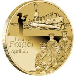 2014 ANZAC Day $1 Coin in Card  My friend and I trekked the Kokoda Trail in 2014 fundraising for Lifeline over Anzac Day. It was an unforgettable experience I think this is such a lovely reminder!   #AVeryMintChristmas