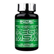 Mega MSM 100caps - Scitec - Complexos