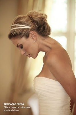 Color Party: penteados para noivas