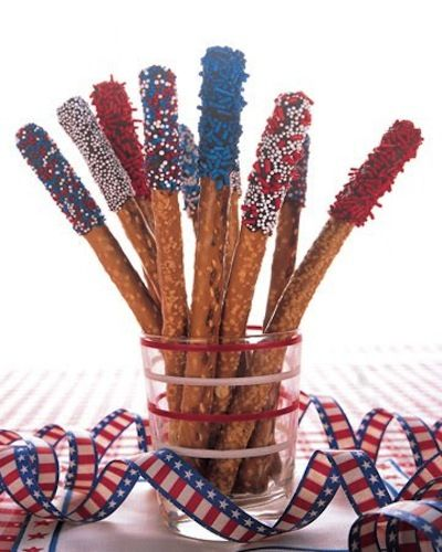 Memorial Day Patriotic Snacks for Kids: 10 Red White and Blue Food Ideas!