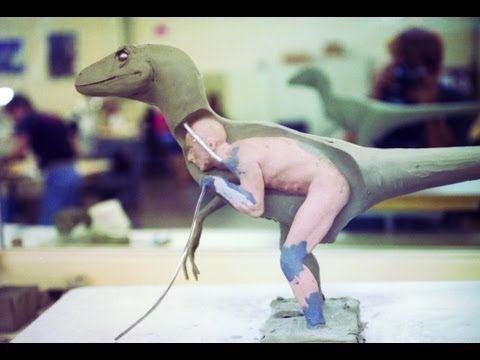 JURASSIC PARK - Evolution of a Raptor Suit