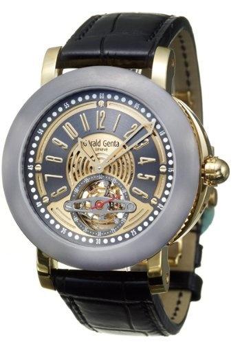Gerald Genta Arena #Tourbillon Men's Automatic Watch