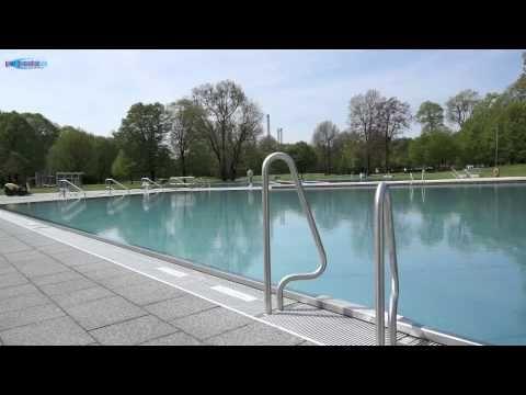 Münchner Freibadsaison 2015 beginnt am 1. Mai im Schyrenbad und Prinzre...