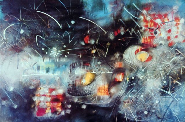 "Roberto Matta, ""To Give Painless Light"""