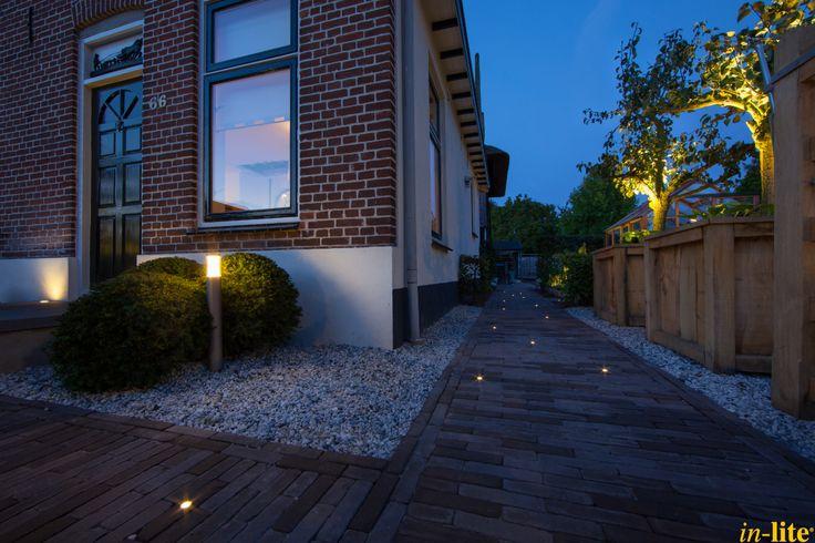 Veiligheid voorop | Voortuin Eigen Huis & Tuin | Grondspot HYVE 22 | Inspiratie | Buitenverlichting 12V | Buitenspot SCOPE | Staande lamp LIV | Voortuin
