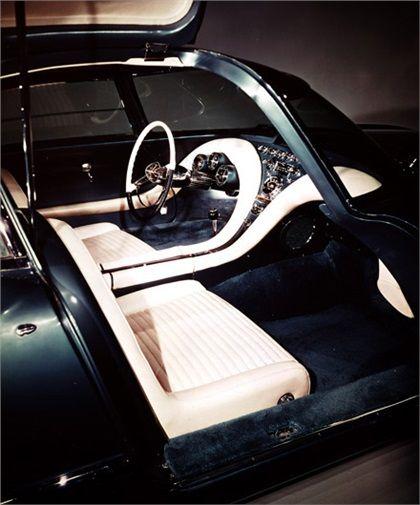 Ford Cougar Concept Car, 1962 - Interior
