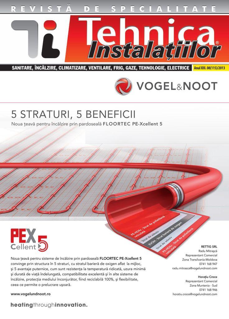 Revista Tehnica Instalatiilor nr. 08_115_2013