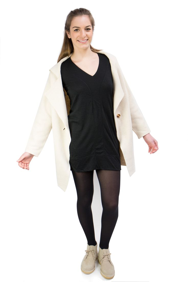 merino tunic dress $119.90