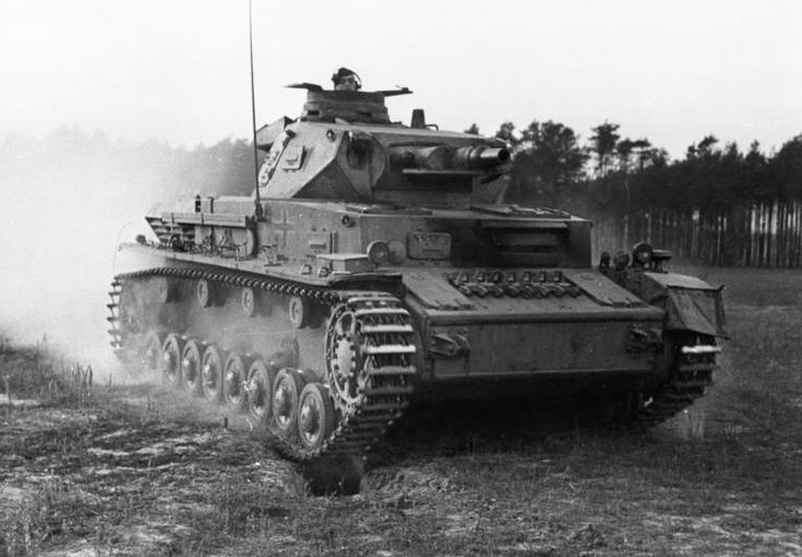 The Panzer IV was the most common German tank of World War II, and its chassis was used as the basis for other combat vehicles such as tank destroyers, self-propelled artillery and antiaircraft artillery self-propelled. #worldwar2 #tanks