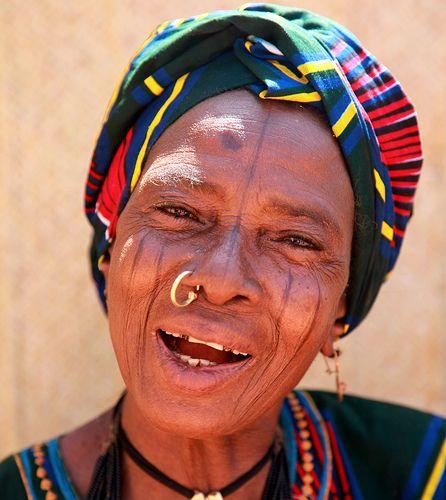 Kanuri woman | Niger, Africa #Kanuri #Kanouri #Kanowri #Yerwa #Niger #Nigerien