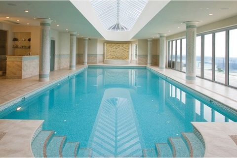 17 best images about indoor pool designs on pinterest for Pool design 101