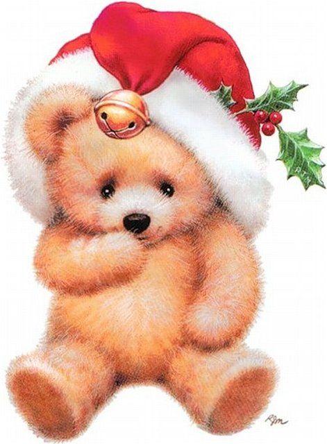 Картинки новогодних животных рисунки