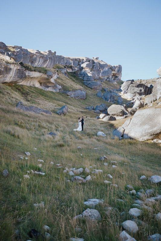 Flock Hill in New Zealand.  Where Narnia was filmed. AMAZING,  Wedding destinations New Zealand.   Tegan Clark Photography