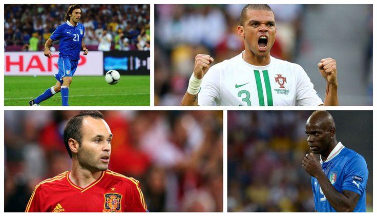 Eurocopa Francia 2016: ¿Cuál fue el equipo ideal de la última edición?