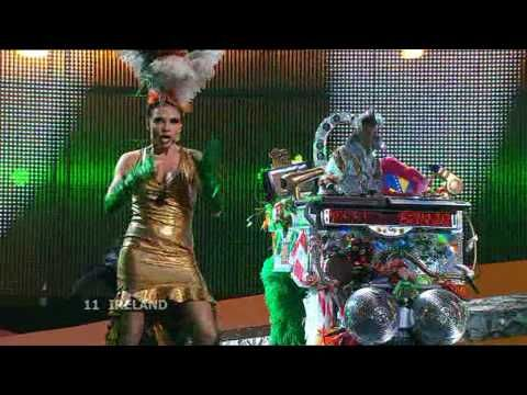 Dustin the Turkey - Irelande Douze Pointe (Ireland) Eurovision 2008 / Another ridiculous classic.
