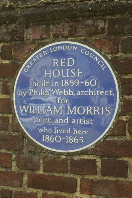 Red House, William Morris Arts & Crafts home