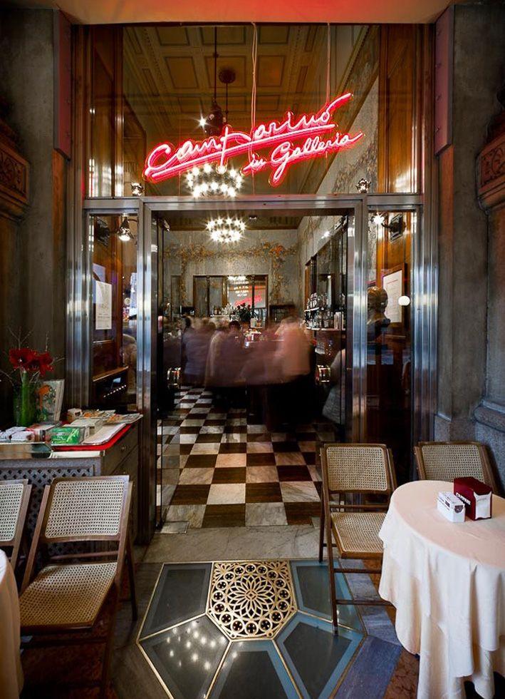 Camparino (courtesy Camparino in galleria)