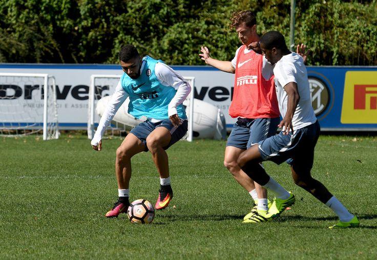 Allenamento mattutino del 19.09.2016 - F.C. Internazionale Milano - Sito Ufficiale   IT NEWS