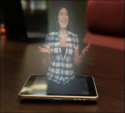 IBM: We'll Chat with Holograms in 2015 (photonics.com | Jan 2011 | Research & Technology) WOW!! I can't wait for this! Maybe something for https://Addgeeks.com ?