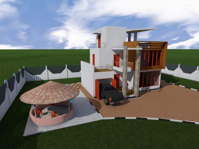 3 Bedroom Maisonette Building Plan Building Design Plan Building Plan Maisonette