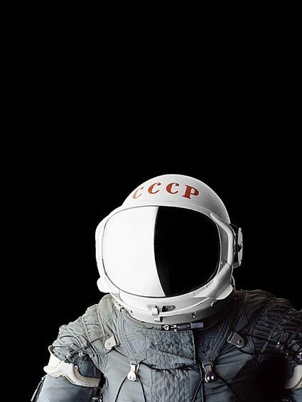 Portraits de combinaisons spatiales par Matthias Schaller portrait combinaison spatiale 01 photographie bonus art