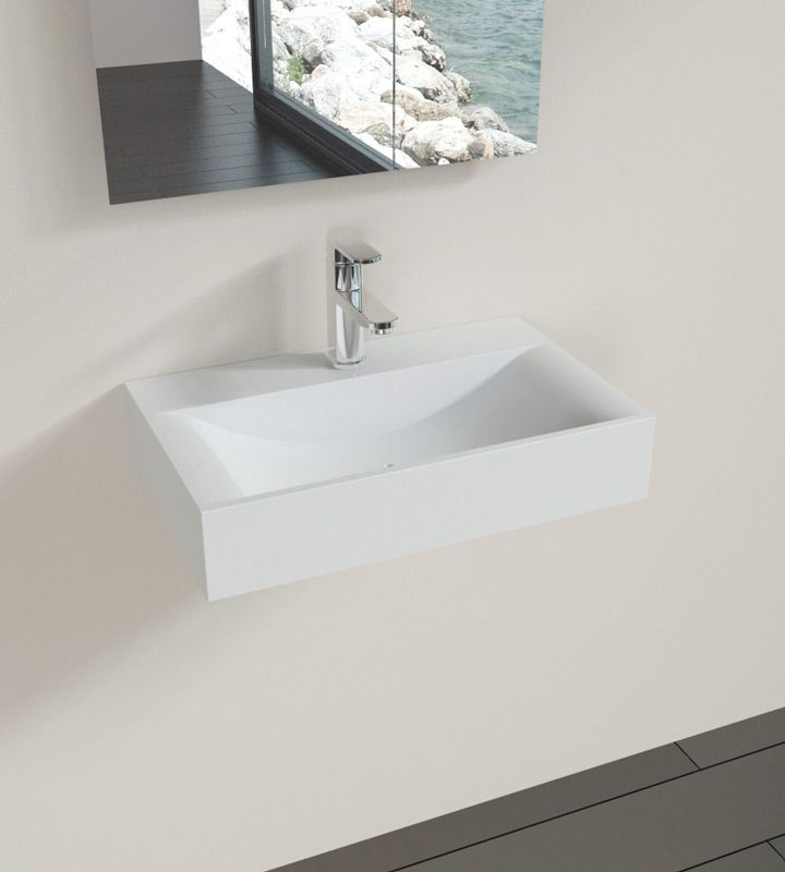 Bathroom Fixtures Usa 19 best wall-mounted stone resin sinks images on pinterest | resin