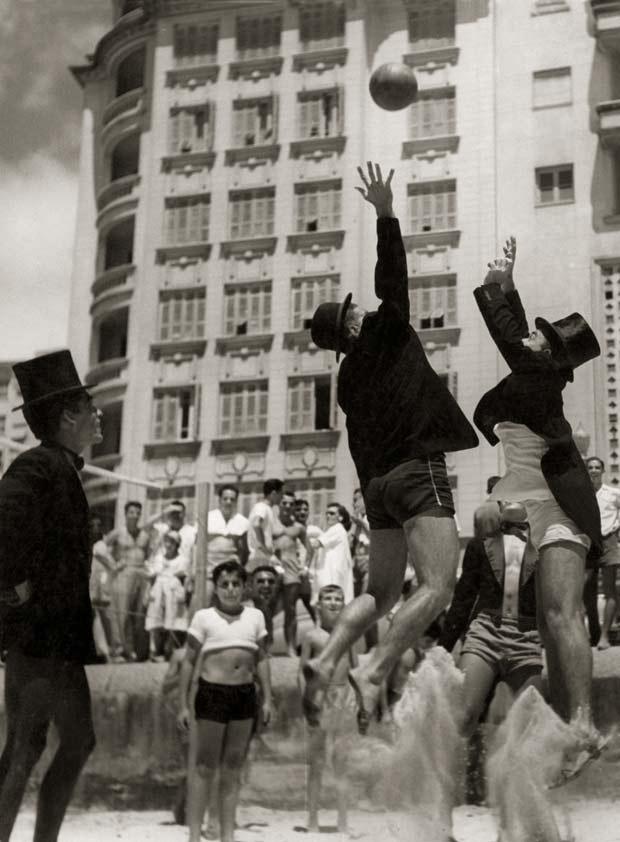 Copacabana, 11 de dezembro de 1949.