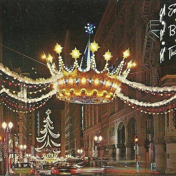 Petticoat Lane. 1960's. Kansas City, MO.