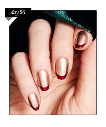 The Season of Red (Nails)