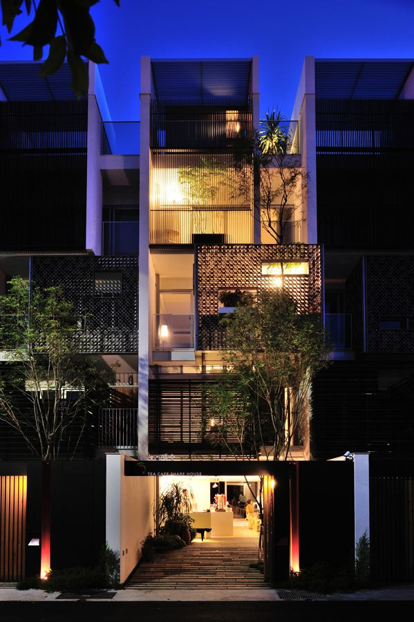 Element of architecture studio:::::: SHARE HOUSE